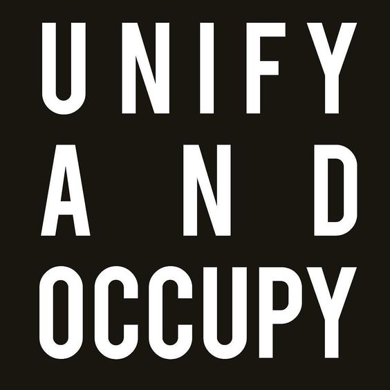 "Facebook ""like"" page: http://ift.tt/1ORvQvv Facebook event: http://ift.tt/1Tvdr6y  Search ""Unify & Occupy"" in Facebook  Unify & Occupy event / 25 May MAWSA Level 2 / 11am - 4pm  #unifyandoccupy #massey #wellington #sustainability #posters #advertising #event #promotion #follow #uni #design #blackandwhite #themasseycollective #documentary #thischangeseverything #free #students #waste #workshop #green #environment #ecofriendly #paper #recycle #upcycle #reduce Re-post by Hold With Hope"