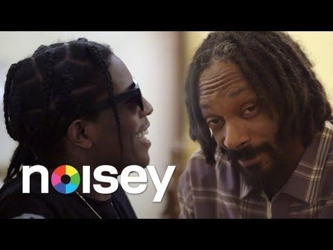 Snoop Lion X A$AP Rocky - Back & Forth - Ep. 20 Part 2/2