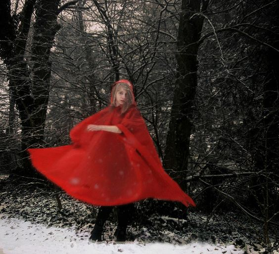 Little Red Riding Hood | Kate Kinley