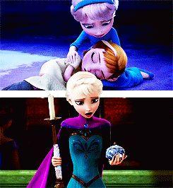 Frozen~queen Elsa<3