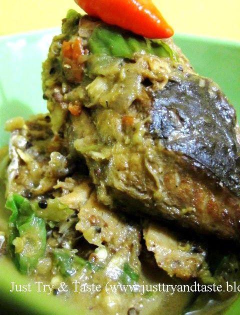 Resep Mangut Ikan Pe Pari Asap Di 2020 Masakan Resep Masakan Indonesia