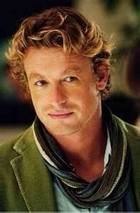 Simon Baker as Christian Thompson in the Devil wears Prada