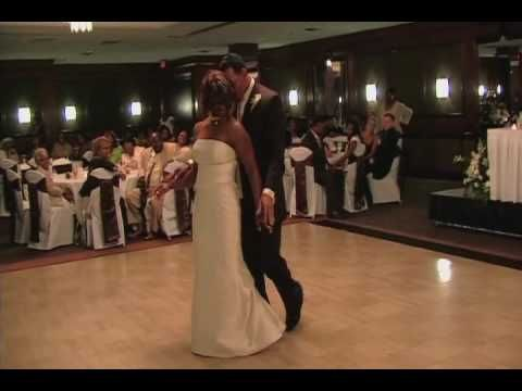 This Is Contemporary Or Detroit Style Ballroom First Wedding Dance Routine