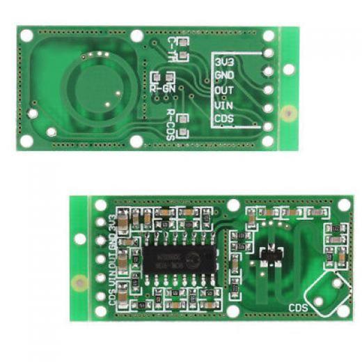 2x Microwave Radar Sensor Module Human Body Induction Switch 4 0 28v 5 9m 4 0 28 0v 3 3v 3ma Max 20 30mw 20 800c 40 1000c Detector Sensor Induction