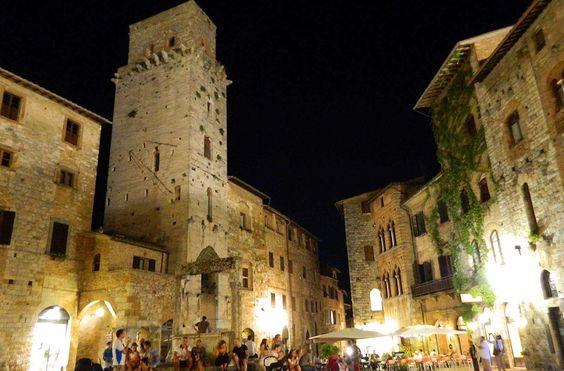 San Gimigniano - Toscana - Italia