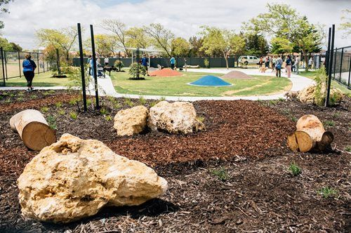 Pin By Samantha Shui On Dog Park Dog Park Landscape Architect Landscape