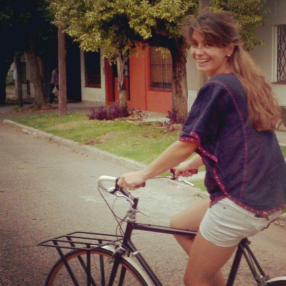 La Ragazza in Bicicletta .... me!