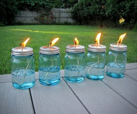 15 Backyard DIY Ideas Just in Time For Summer