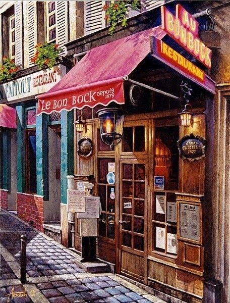 Le Bon Bock - Paris 18ème