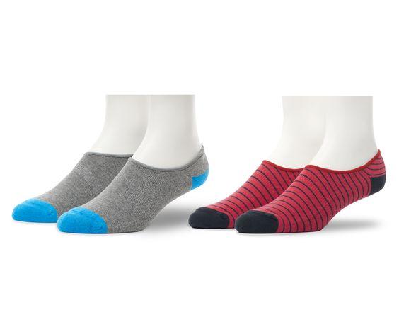 You deserve to be comfortable. Mack Weldon Men's no-show socks.