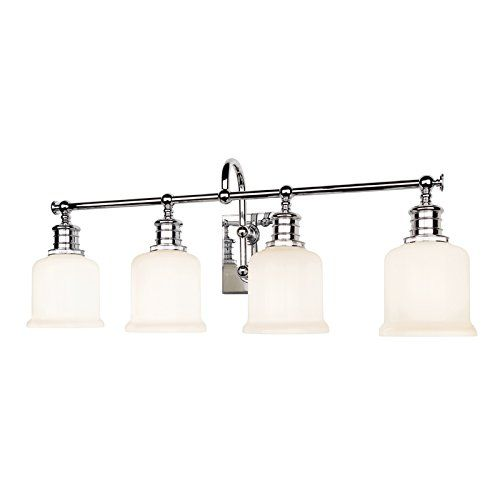 Best Bathroom Light Fixtures Hudson Valley Lighting Keswick