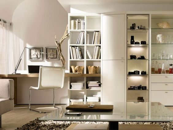 am nager un coin bureau dans son salon pi ces de monnaie bureaux et fils. Black Bedroom Furniture Sets. Home Design Ideas