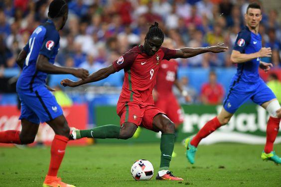 Euro 2016 | E agora aprecie: fotogaleria de Éder contra o mundo (e uma bofetada de luva branca)