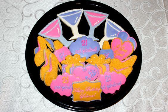 21 & Fabulous Sugar Cookies