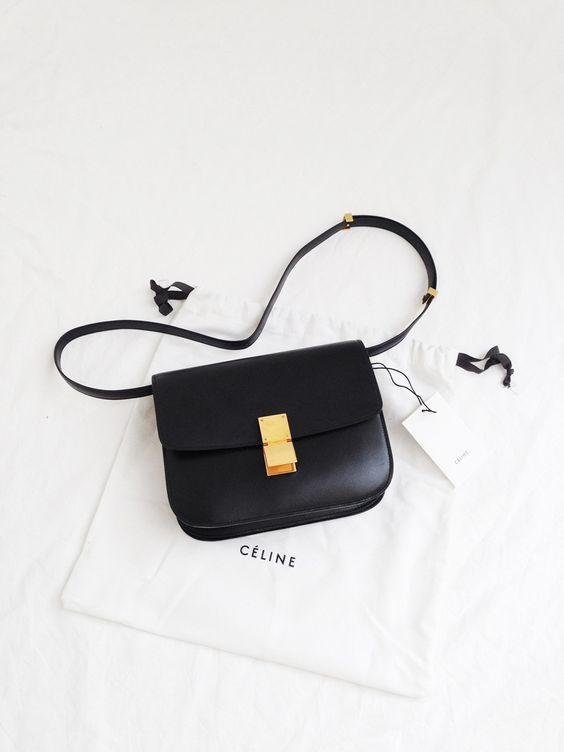 Mija (http://naimabarcelona.com)   Celine, Box Bag and Bags