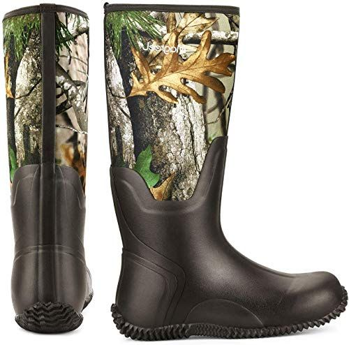New Magreel Waterproof Rubber Boots for