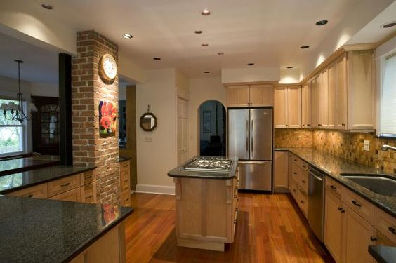 naturallooking house exposed brick - photo #30