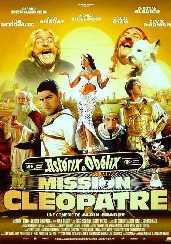 Astérix et Obléix mission Cléôpatre, de Alain Chabat (2002)