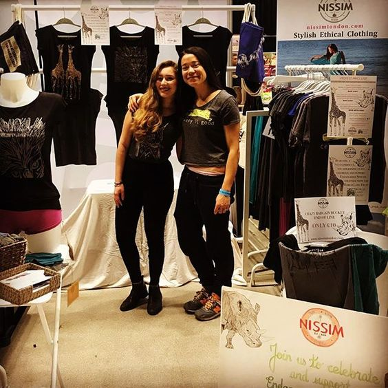 Brighton we are ready for you Come and visit us at stand I6A - we got some AMAZING offers on . . . #vegfest #brighton #vegan #show #new #collection #endangeredspecies #conservation #screenprinting #ethicalfashion #sustainablefashion #sustainable #love #passion #bamboo #organiccotton #tshirts4rainforests #funalivefresh #nissimlondon