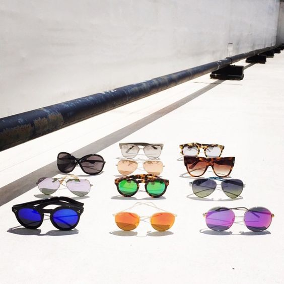 shades #heatwave #illesteva #tomford #toryburch #rayban #shadeson #sunnies