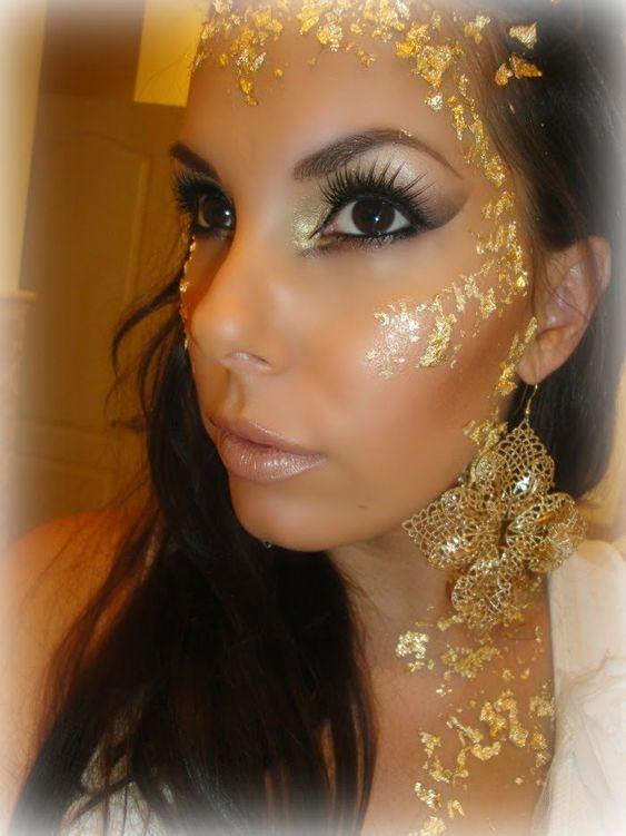 Greek Golden Goddess (Halloween) | Costume Ideas ...