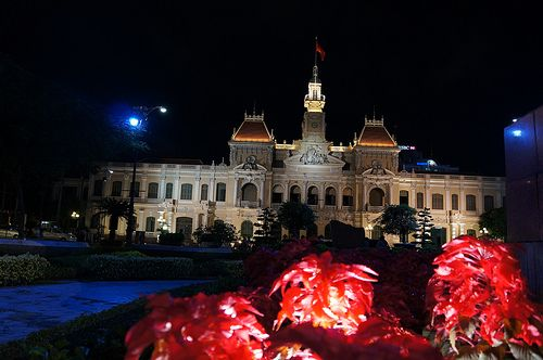 Ho Chi Minh city Hall - Vietnam