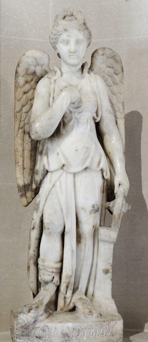 Nemesis Louvre