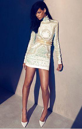 pin rihanna dresses on - photo #28