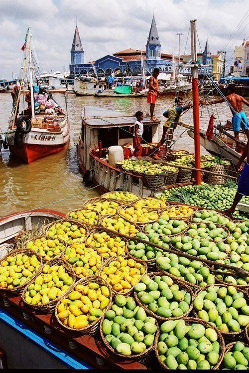 Mercado de Ver o Peso, Belém - Pará
