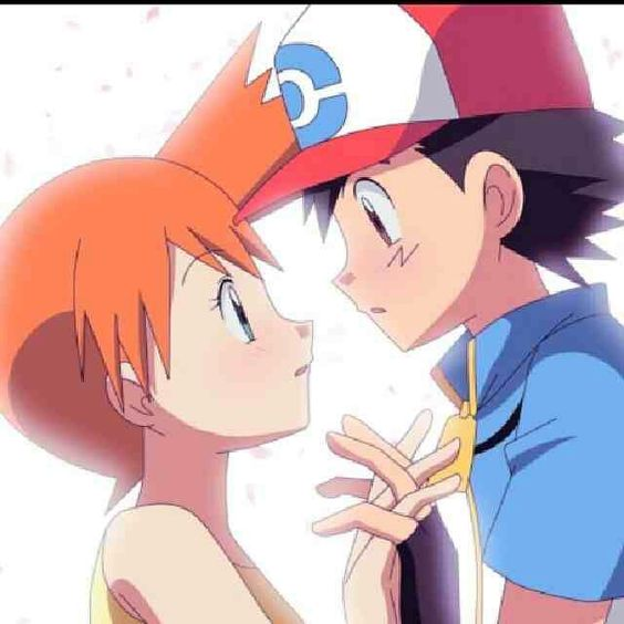 #pokeshipping! So classic, amourshipping is NOT THE ANSWER!!!