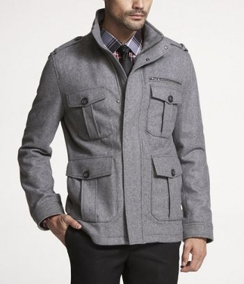 Collection Wool Military Jacket Pictures - Reikian