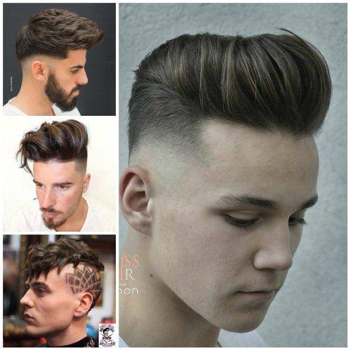 Diferentes Peinados Para Hombres Con Pelo Grueso Diferentes Grueso Hombres Peinados Acconciatura Maschile Capelli Acconciature