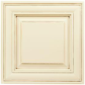 Shenandoah Mckinley 14.5-in x 14.56-in Hazelnut Glaze Maple Square ...