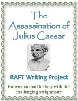 What could I write about Julius Caesar?