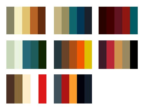 What Are Good Color Combinations | Home Design Ideas | Color ...