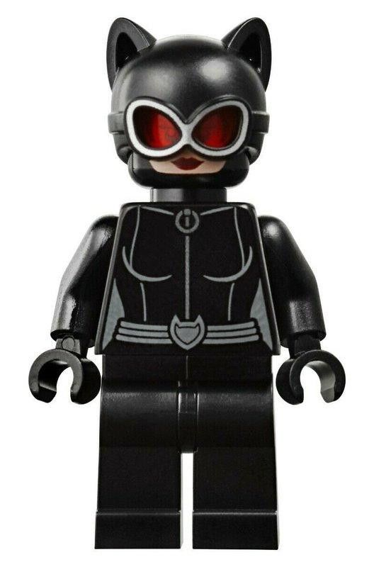 Catwoman Rebirth In 2020 Catwoman Lego Batman Minifig