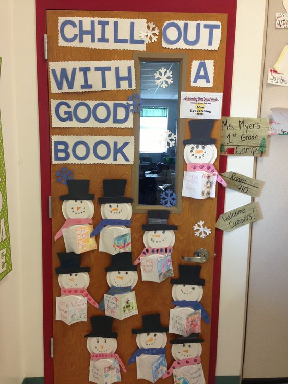 Reading Classroom Door Decorations : Celebrate literacy week classroom door decoration