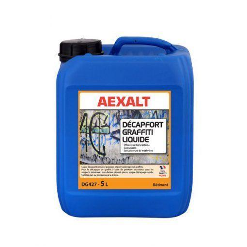 Decapant Liquide Special Graffiti 5l Decapfort Graffiti Aexalt