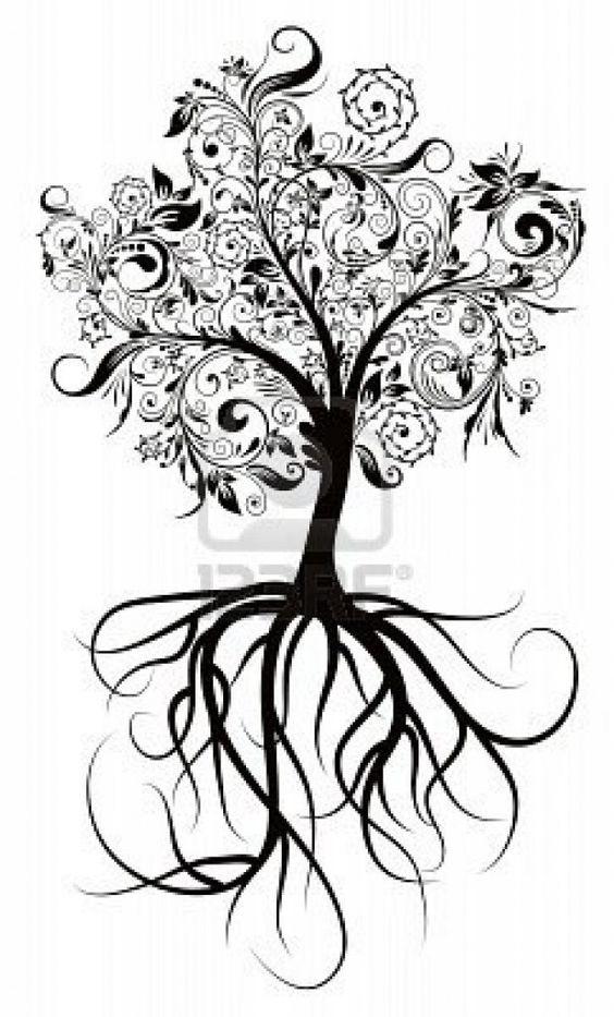 Family Tree Tattoo Ideas