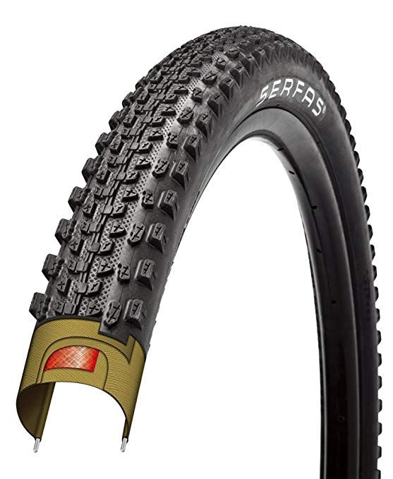 Serfas Hp Mtb Tire With Fps 26 X 2 00 Inch Review Mtb Tired