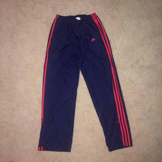 Adidas 3 Stripes Wind Pant, Adidas, Clothing Shipped