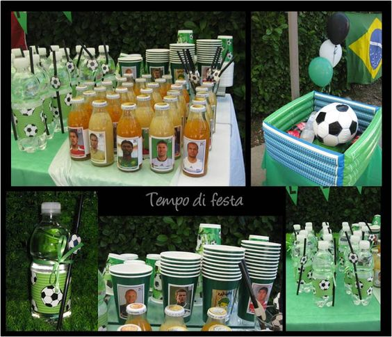 Fiestas on pinterest - Decoraciones para cumpleanos infantiles ...
