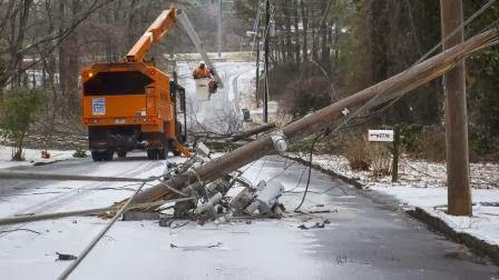 #US Storm Kills 20