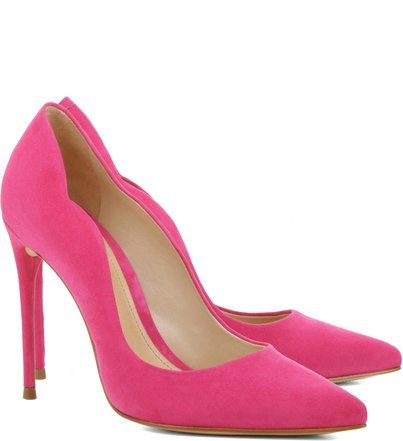 SCARPIN TRIM ROSE PINK