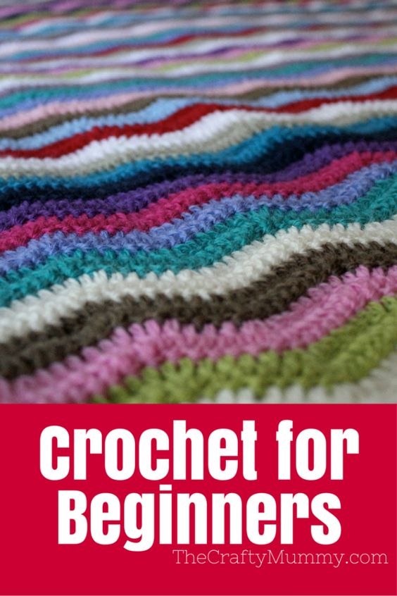 Crochet Basics : Crochet for Beginners - a collection of basic tutorials and easy ...