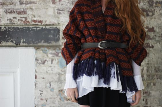 Post image for 3 Ways To Wear Our Fall Scarves. Do it!  This fall :)