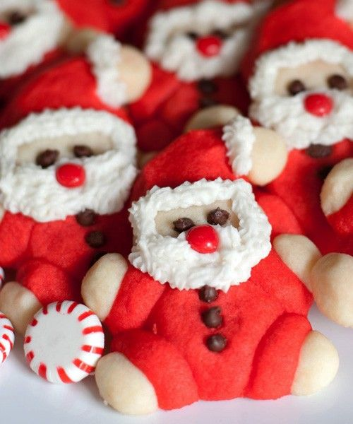 These cookies look so tasty! I'm sure PNP Santa would love to try them!: