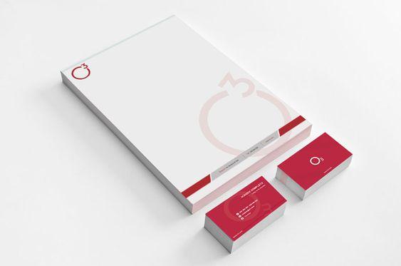 Creación de logo, hojas membretadas y tarjetas personales.