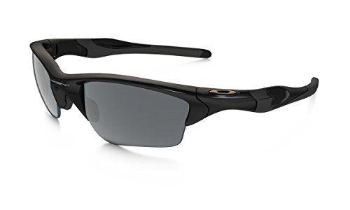 Oakley Sonnenbrille Half Jacket 2.0 XL W Irid, Polished Black, OneSize, OO9154-01