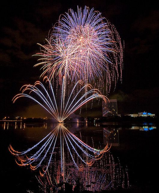 Gatineau Quebec Canada Lac Leamy Feux Fireworks entertainment, Sound of Light Fireworks Competition by mikealex, via Flickr